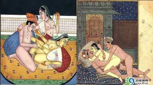印度古代活春官图片 印度古代活春官